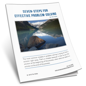 PDF Display | Seven-Steps for Effective Problem-Solving